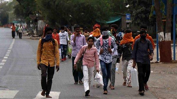 આ પણ વાંચોઃ ગુજરાતથી પગપાળા રાજસ્થાન જવા મજબૂર થયા સેંકડો મજૂર
