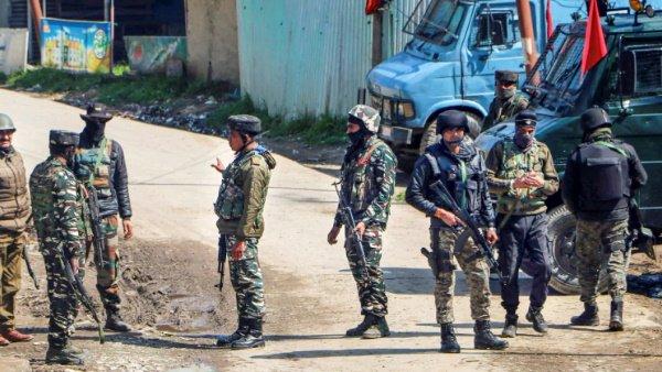 જમ્મુઃ અથડામણમાં  જવાન શહીદ, 5 આતંકવાદીને પણ ઠાર મરાયા