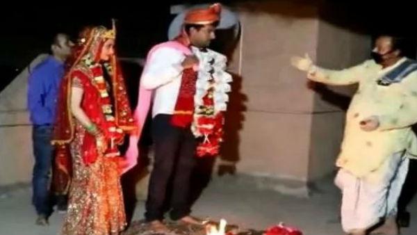 Big Boss વિજેતાએ છત પર કર્યાં લગ્ન, પૈસા બચાવી પીએમ કેર ફંડમાં દાન કર્યુંઃ Video