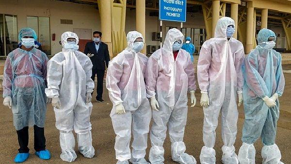 Coronavirus: ભારતમા 24 કલાકમાં 27 લોકોના મોત