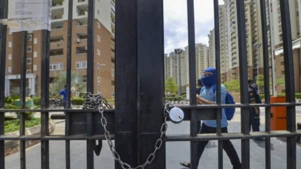કોરોના વાયરસઃ ભારતમાં 1200 સ્થળોને કંટેનમેન્ટ જૉન ઘોષિત કરવામાં આવ્યા, મહરાષ્ટ્રમાં સૌથી વધુ