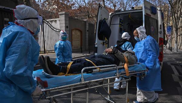 અમેરિકામાં કોરોનાનો કહેર, 24 કલાકમાં 2600 લોકોએ જીવ ગુમાવ્યા
