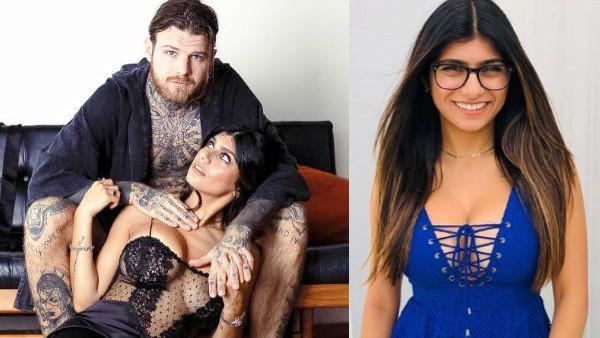Mia Khalifa Marriage Amid Lockdown Share Video With Husband