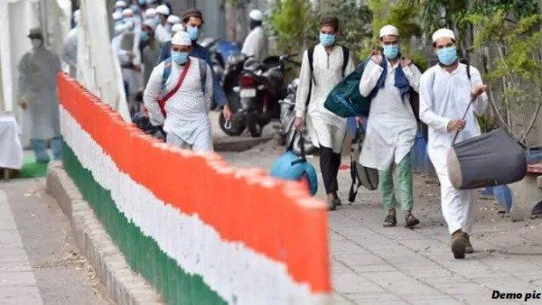 મુંબઇમાં તબલીગી જમાતથી જોડાયેલ 150 લોકો વિરૂદ્ધ FIR, ક્વોરેન્ટાઇન ઓર્ડરના ઉલ્લંઘનનો આરોપ