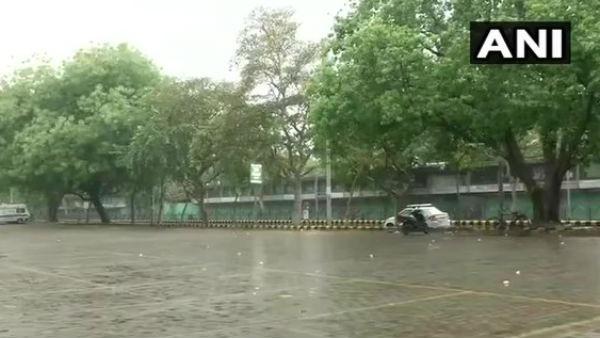દિલ્હી- NCRમાં વાદળ વરસ્યા, આ 8 રાજ્યોમાં ભારે વરસાદનું અલર્ટ
