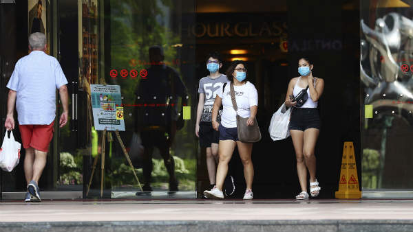 આ પણ વાંચોઃ એશિયામાં સૌથી ઓછી વસ્તીવાળા દેશ સિંગાપોરમાં ફેલાઈ રહ્યો છે કોરોના વાયરસ