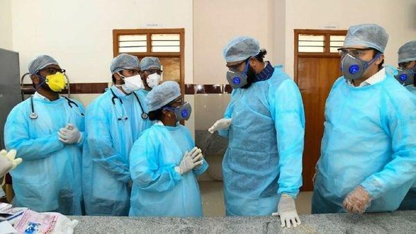 દેશભરમાં કોરોના વાયરસના કેસો વધીને થયા 2902, અત્યાર સુધી 68ના મોત