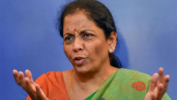 Finance Minister Nirmala Sitharaman Said Rs 1 Lakh Crore Package For Agricultural Infrastructure