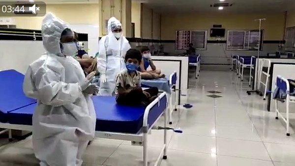 ગુજરાતમાં કોરોનાના 16 હજાર કેસ, જાણો કેટલા મોત અને કેટલા થયા ઠીક
