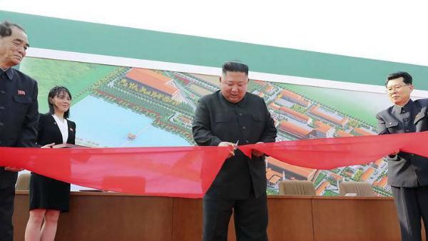 આ પણ વાંચોઃ ત્રણ સપ્તાહ બાદ દેખાયા નૉર્થ કોરિયાના તાનાશાહ કિમ જોંગ ઉન, બધી અટકળોનો અંત