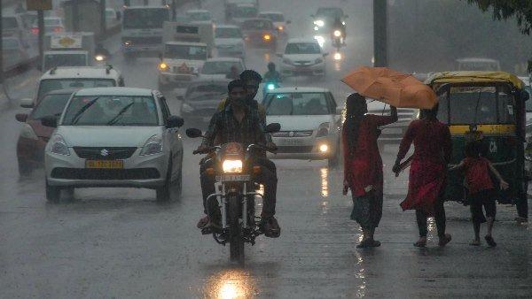 આગામી કેટલાક કલાકોમાં આ રાજ્યોમાં પડી શકે ધોધમાર વરસાદ, આંધી-તોફાનનું અલર્ટ