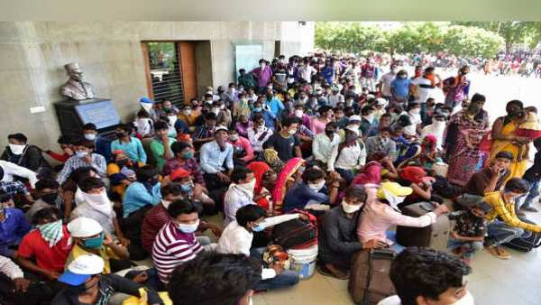 ગુજરાતથી 19 રાજ્યોમાં ગઈ સ્પેશિયલ ટ્રેનો, 14 લાખથી વધુ શ્રમિકોને પહોંચાડ્યા ઘરે