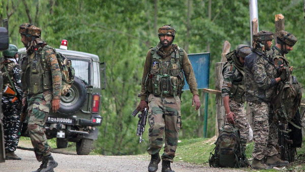 Jammu And Kashmir Indian Army Encountered 13 Terrorist In 4 Days