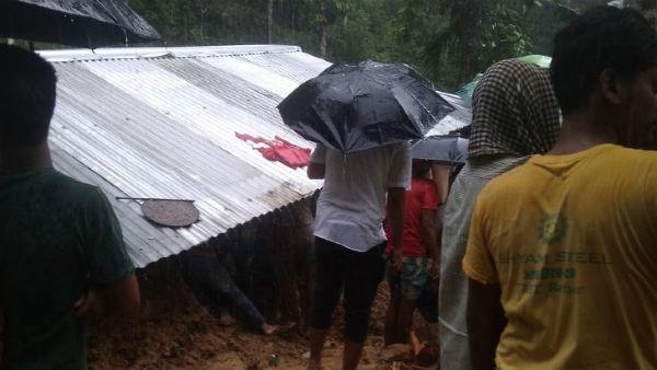 Landslide Kills 7 In Assam Amid Heavy Rains