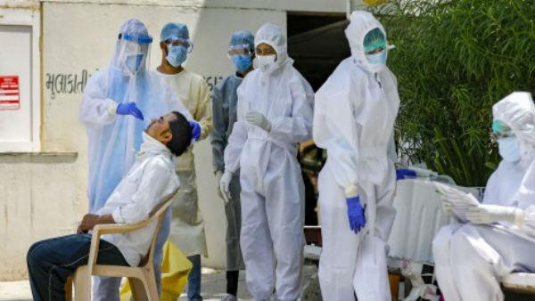 Coronavirusએગતિ પકડી, સ્પેનને પછાડી ભારત પાંચમા નંબરે