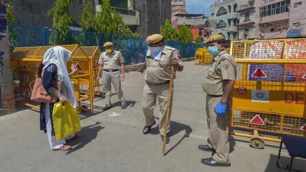 કોરોનાવાયરસ: દિલ્હીમાં કન્ટેન્ટ ઝોનની સંખ્યા 158, 58 એરીયા ડી-કન્ટેટ
