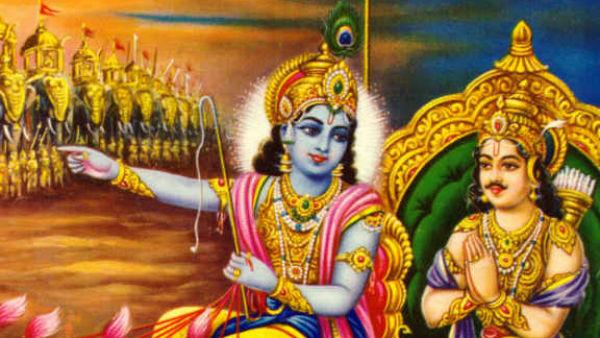જ્યારે ભગવાન શ્રી કૃષ્ણએ અર્જુનને કહ્યું- આ સમય પણ વીતી જશે