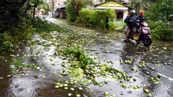 Cyclone Nisarga: મહારાષ્ટ્રમાં ભારે વરસાદનું અલર્ટ, તોફાનને કારણે 3 લોકોના મોત