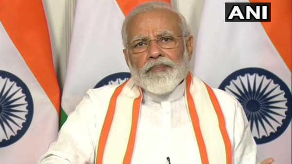 પીએમ મોદીએ આત્મનિર્ભર દેશ માટે આપ્યો પાંચ I નો મંત્ર, કહ્યુ - ભારત ફરીથી મેળવશે ગ્રોથ