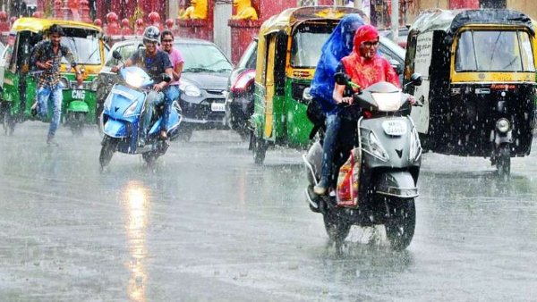ગુજરાતમાં ચોમાસાની દસ્તક, આ 6 જિલ્લામાં ભારે વરસાદનું અલર્ટ