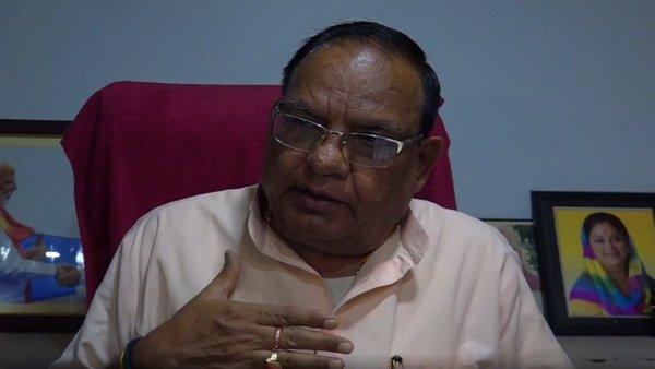 રાજસ્થાન BJPમાં અશ્લીલ વીડિયો કાંડથી હડકંપ, પુર્વ મંત્રી કાલુલાલ ગુર્જર પર લાગ્યા આરોપ