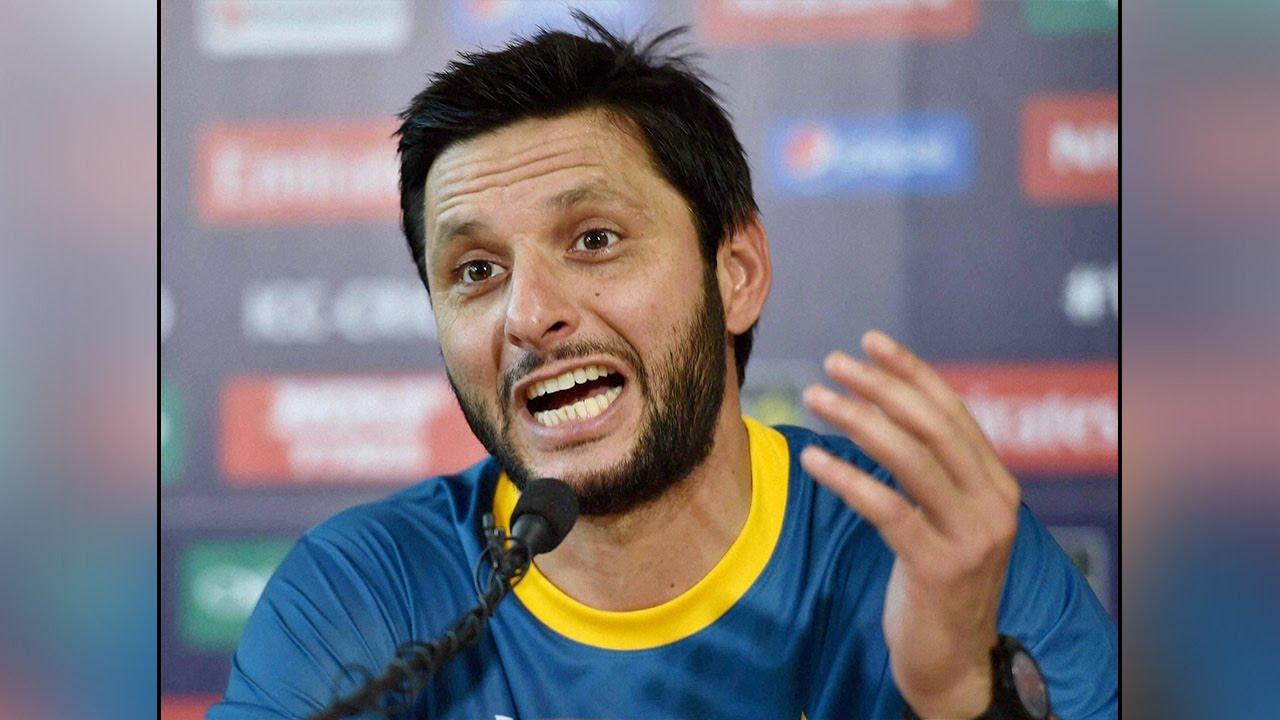 Corona Positive To Former Pakistan Cricketer Shahid Afridi