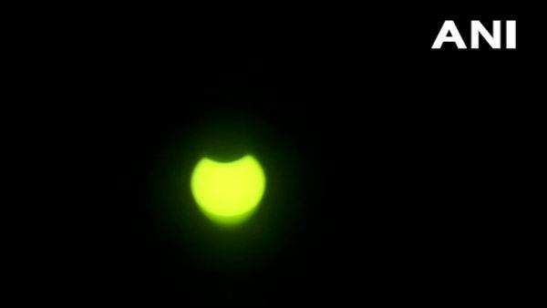 Solar Eclipse 2020: આજે વર્ષનું પહેલું સૂર્ય ગ્રહણ, જુઓ તસવીરો