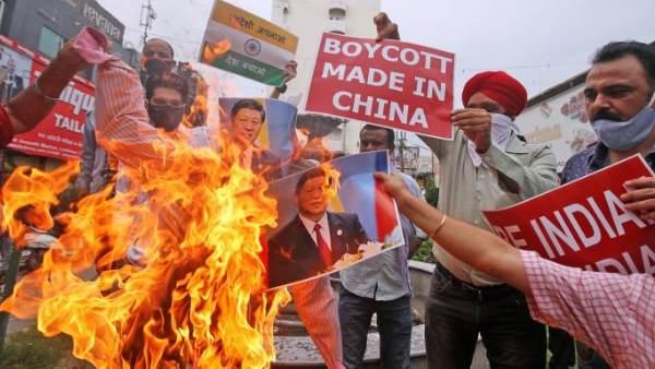 ભારતના 'બૉયકૉટ ચાઈના' અભિયાનથી અકળાયુ ચીન, બોલ્યુ - આ અવાજો પર અંકુશ લાગવો જોઈએ