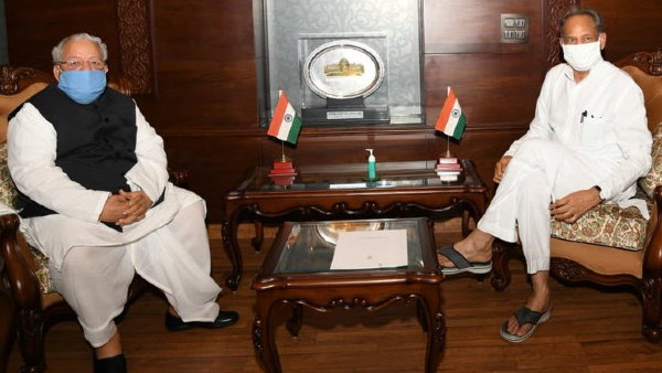 CM ગહેલોતે રાજ્યપાલની શરતોનો કર્યો અસ્વીકાર, સત્ર બોલાવવુ સરકારનો હક