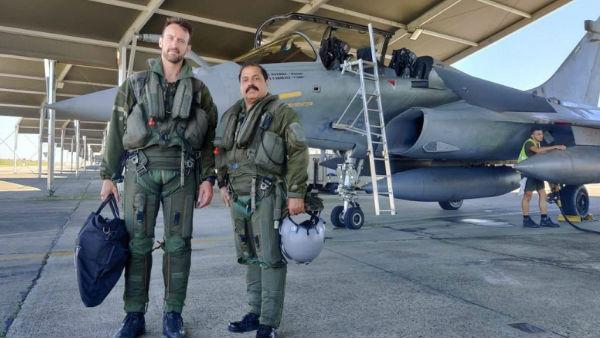 આજે અંબાલામાં રાફેલ વિમાનોને રિસીવ કરશે વાયુસેના પ્રમુખ, જોધપુરમાં થશે લેન્ડીંગ