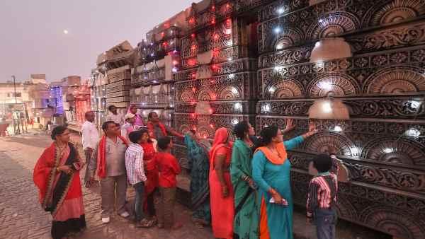 અયોધ્યામાં ભૂમિ પૂજનનુ આખી દિલ્લીમાં થશે લાઈવ પ્રસારણ, લાગશે મોટી-મોટી LED સ્ક્રીન
