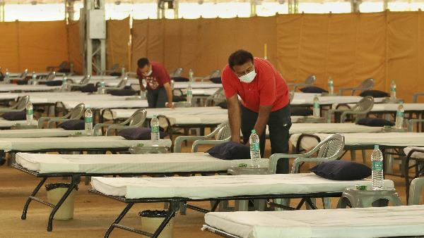 કોરોના વાયરસના કેસોમાં રેકોર્ડ વધારો, 24 કલાકમાં સામે આવ્યા 22771 નવા દર્દી