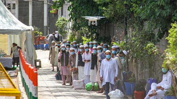 ભારતમાં ફસાયેલા તબલીગી જમાતનાં વિદેશી લોકો હવે તેમના ઘરે જઈ શકશે