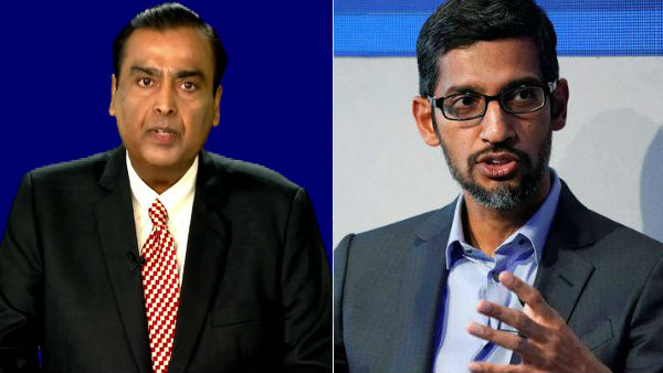 Together With Google Mukesh Ambani Will Free The Country From 2g An Investment Of Rs 33 000 Crore