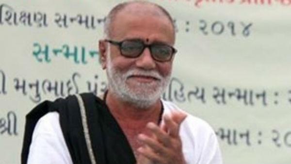 અયોધ્યામાં રામ મંદિરના નિર્માણ માટે મોરારી બાપુ 5 કરોડનું દાન આપશે