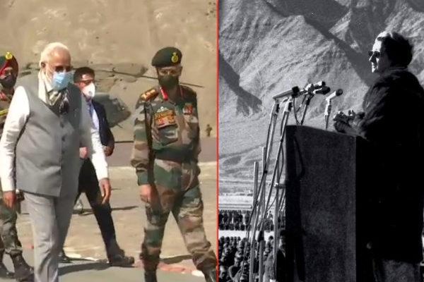 ઈન્દિરા ગાંધી લેહ ગયા ત્યારે પાકિસ્તાનના બે ટૂકડા થયા હતા, હવે જોઈએ શું થાય છેઃ મનીષ તિવારી