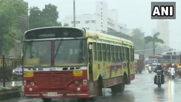 ઓરેન્જ એલર્ટઃ મુંબઈમાં ભારે વરસાદ, પોલિસે કરી લોકોને આ અપીલ
