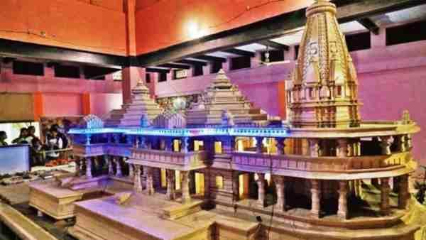 રામ જન્મભૂમિની સુરક્ષામાં તૈનાત 16 પોલિસકર્મી સહિત પૂજારી કોરોના પૉઝિટીવ