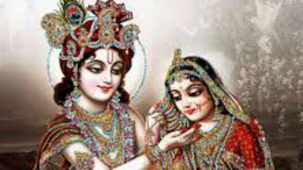 રાધાને ખુશ કરવા માટે શ્રીકૃષ્ણએ ધર્યુ હતુ ગોપીનુ રૂપ