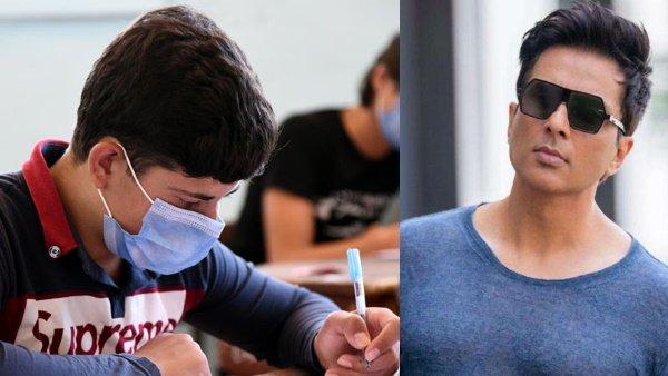 NEET-JEE પરીક્ષાઓનો વિરોધ કરતા વિદ્યાર્થીઓને સોનૂ સૂદનો સાથ