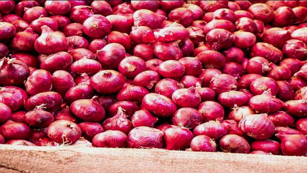 ગુજરાતથી પહેલી વાર ટ્રેનમાં બાંગ્લાદેશ મોકલી ડુંગળી, ખેડૂતોને થશે મોટો ફાયદો