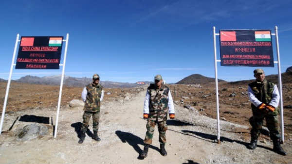Major General Level Meeting Between India And China In Ladakh Deepsang S Case Arose