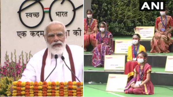 આજથી 15 ઓગસ્ટ સુધી ચલાવાશે ગંદગી ભારત છોડો અભિયાન: પીએમ મોદી