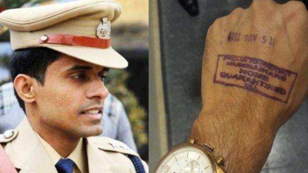 પોલીસ ઓફીસરને ક્વોરેન્ટાઇન કરવા પર સુપ્રીમની ફીટકાર, કહ્યું મુંબઇ પોલીસે આપ્યો ખોટો મેસેજ