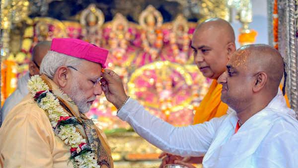 અયોધ્યા: નિમંત્રણ છતા રામ મંદીરના ભુમિપુજન કાર્યક્રમમાં સામેલ નહી થાય નેપાળના મહંત