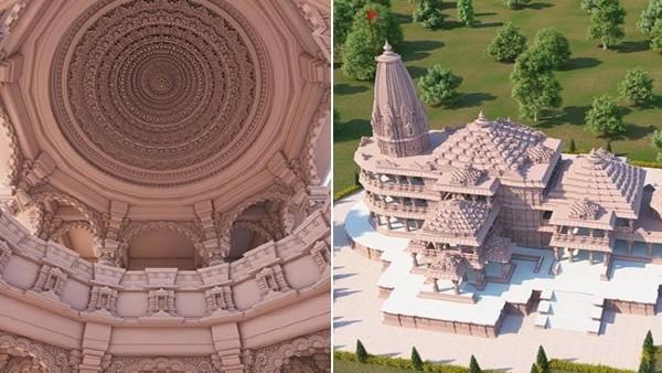 આવું હશે ભગવાન રામનું મંદિર, બનતા પહેલાં સરકારે તસવીરો જાહેર કરી
