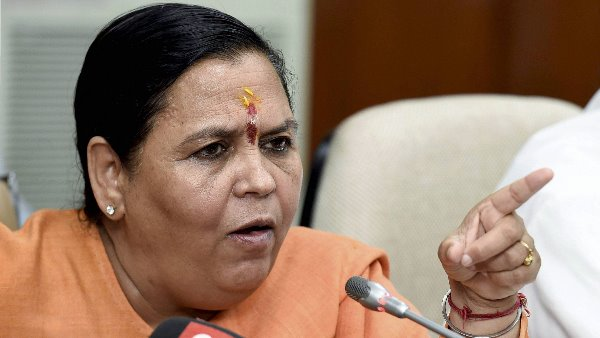 રામ મંદીર: ભુમિ પુજનમાં ભાગ નહી લે ઉમા ભારતી, લિસ્ટમાંથી નામ હટાવવા કરી માંગ