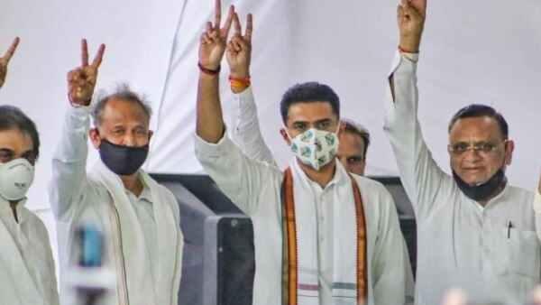 રાજસ્થાનઃ CM અશોક ગહેલોતે વિધાનસભામાં બહુમત સાબિત કર્યો