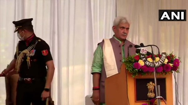 Manoj Sinha Appointed As New Lg Of Jammu And Kashmir Gc Murmu Appointed As The New Cag