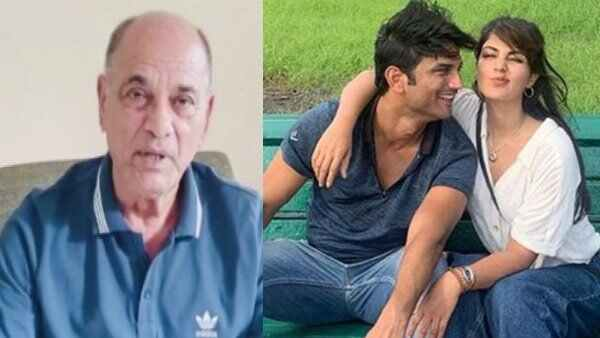 Sushant Singh Father Kk Singh Has Accused Rhea Chakraborty On This In Counter Affidavit